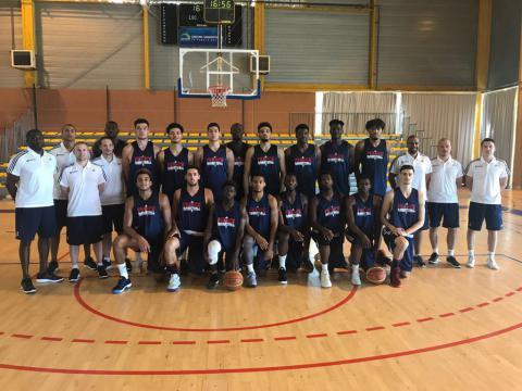 Equipe de France U20 masculins