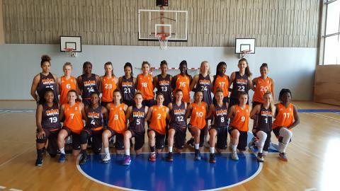 Equipe de France U18 féminines