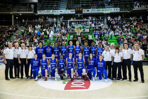 Femme Basket Basket France Equipe De Femme xfC6gw
