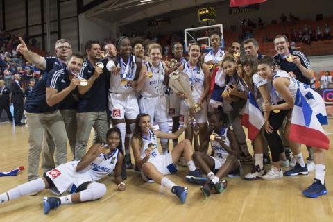 L'Equipe de France U16 Féminine
