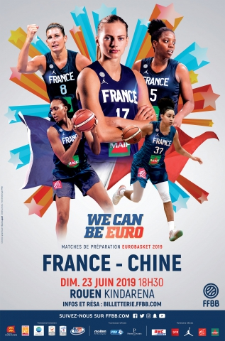 Affiche France-Chine
