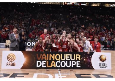 Lyon asvel f minin ffbb - Coupe d europe de basket feminin ...