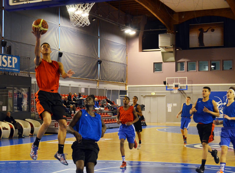 24824dcdef674 Basket-Jeunes - Basket Masculin mois - Basket Masculin juin 2015