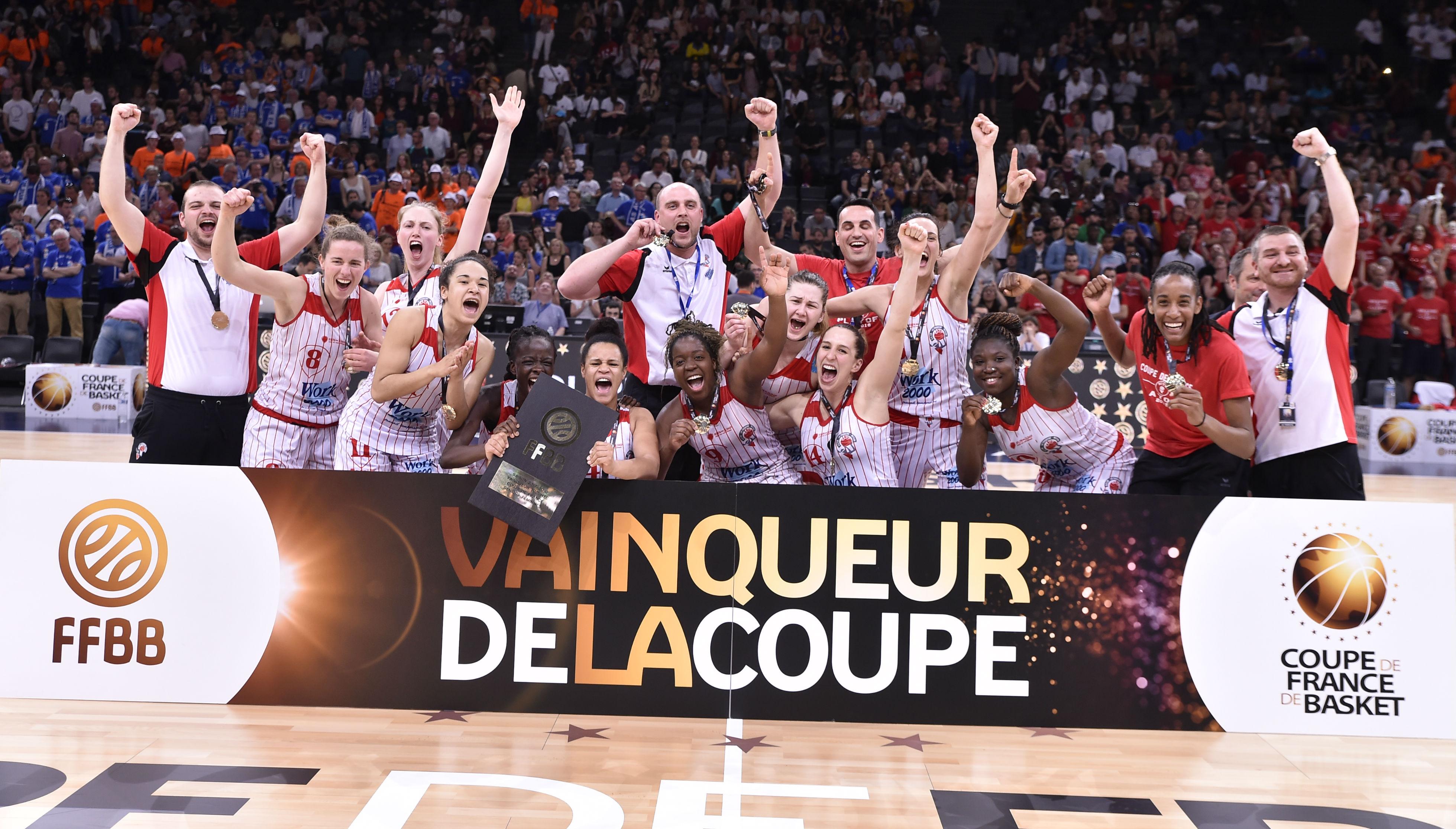 La tronche meylan au paradis ffbb - Finale coupe de france basket feminin ...
