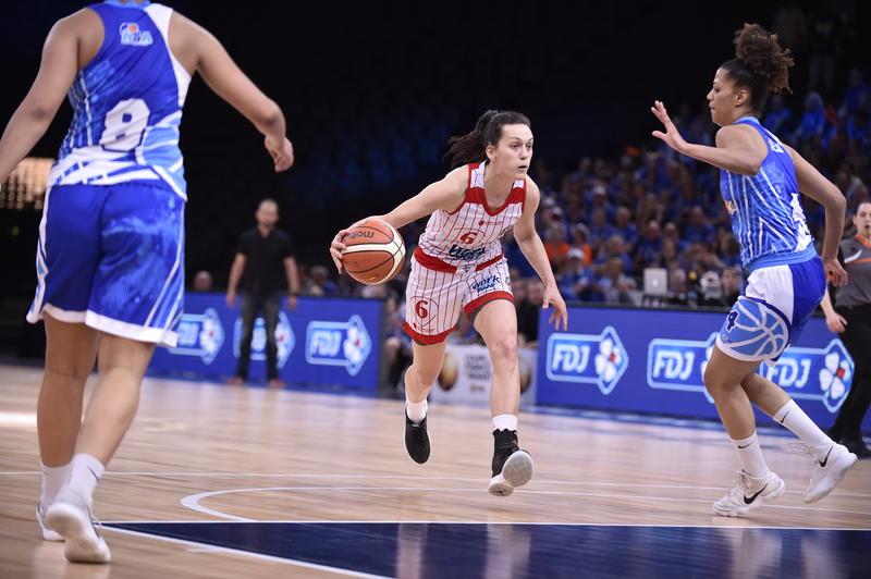 Finale troph e f minin 2018 la tronche meylan vs aulnoye - Finale coupe de france basket feminin ...