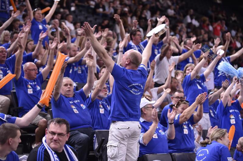 Finale troph e f minin 2018 la tronche meylan vs aulnoye ffbb - Basket feminin coupe de france ...