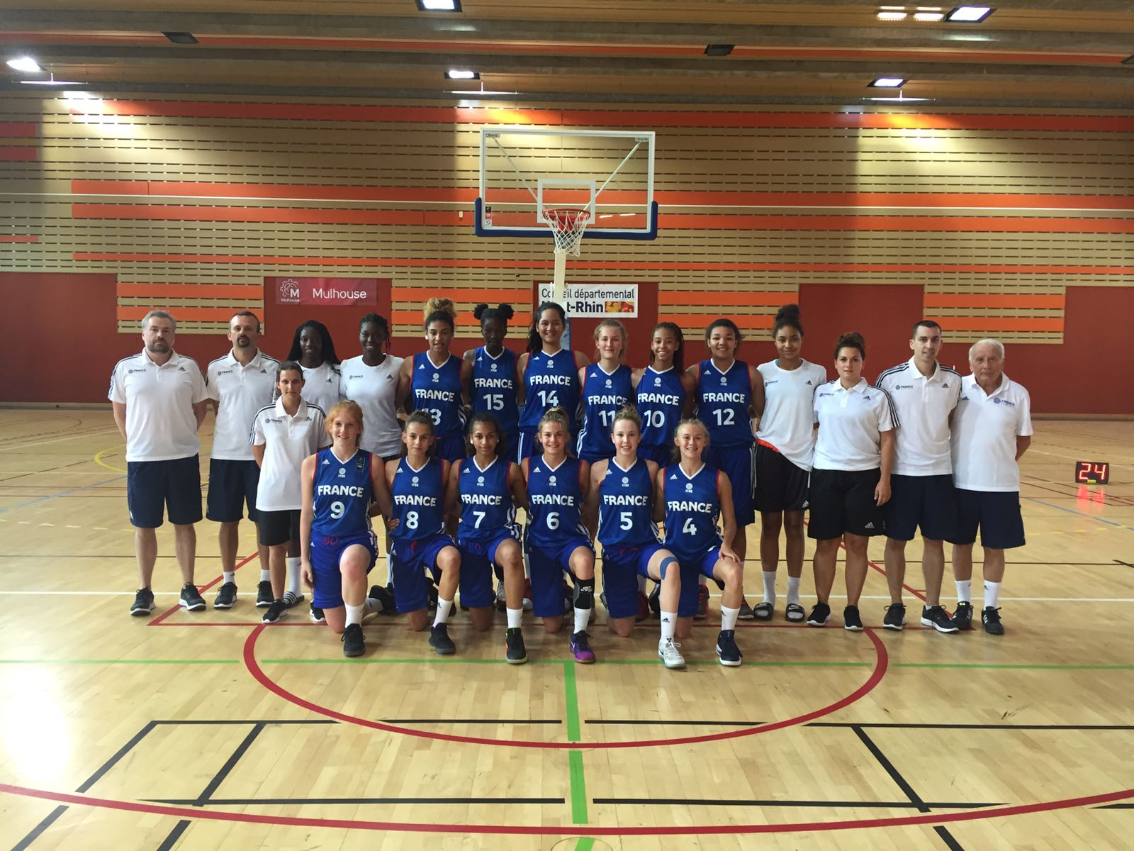 Equipe de France U15