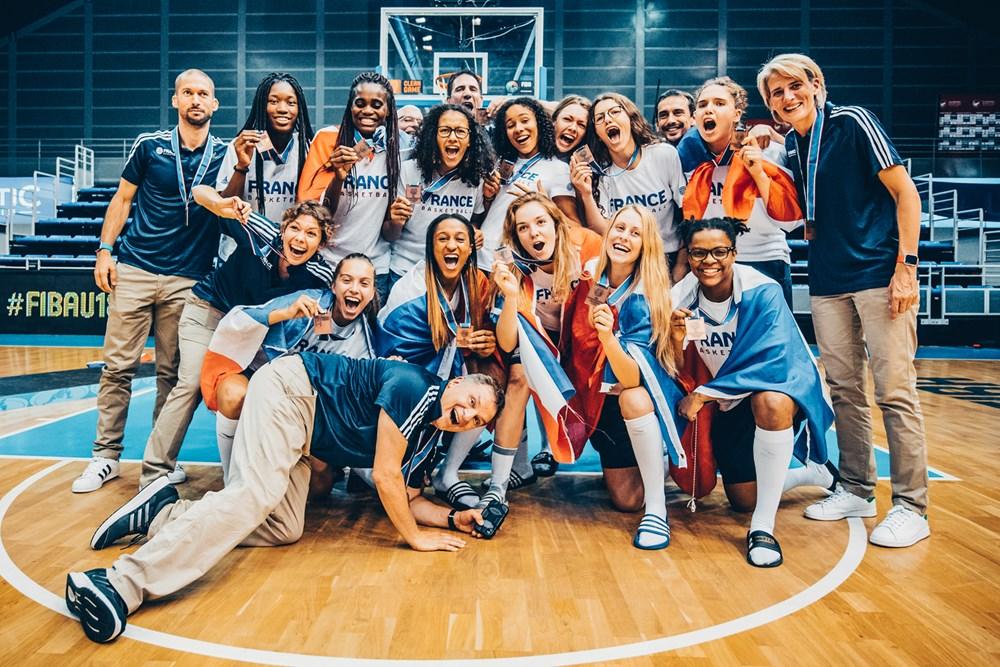 L'Equipe de France U18 Féminine